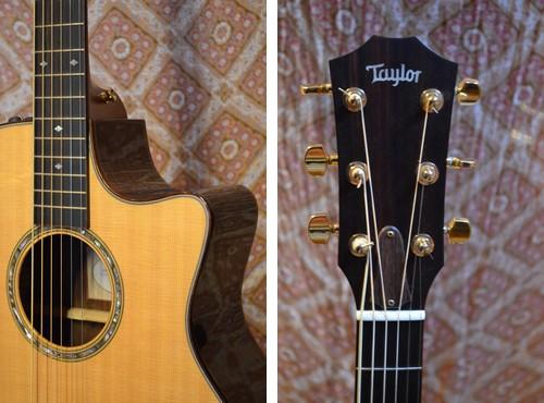 Guitare Taylor GT-6 baritone, oct. 2012