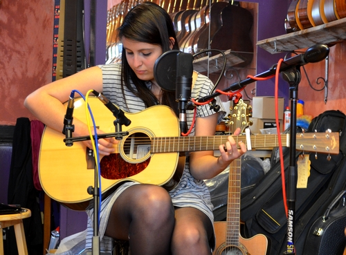 Lily Von Biscuits, mai. 2013
